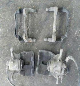 Суппорта передние Audi A3 8v 288 тормозной диск
