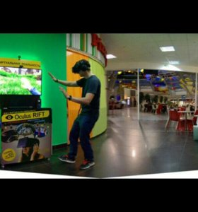 Продам аттракцион виртуальной реальности