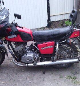Мотоцикл ИЖ Юпитер 6