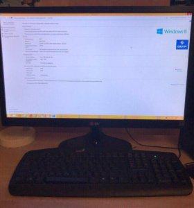 Игровой компьютер dexp