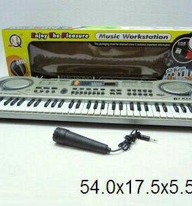 Пианино- синтезатор