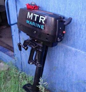 Лодочный мотор MTR MARINE 2 л.с.