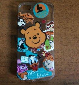 Чехол на телефон iPhone 5