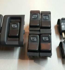 Кнопки w123, w126, w201