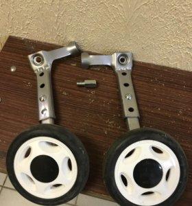 Колёса приставные для велосипедов 20-26.