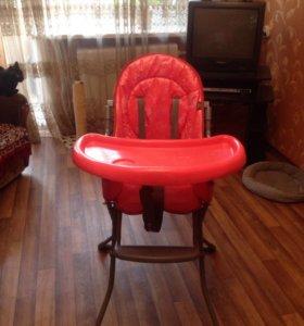 Раскладное кресло для кормления детей