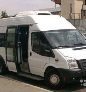 Заказ микроавтобуса в Астрахани