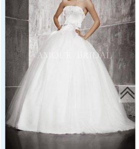 Свадебное платье  Amour Bridal(Испания, Барселона)