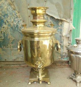 Самовар Баташева.19 в 8 литров