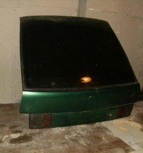 Крышка багажника на ВАЗ
