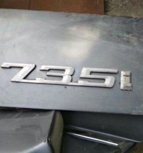 Запчасти на 735i BMw
