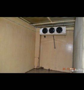 Холодильное оборудование(камеры и агрегаты)