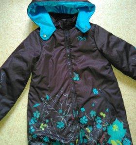 Куртка 110 демисезонная