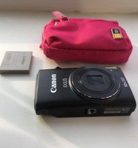 Canon Digital ixus 255 HS не включается