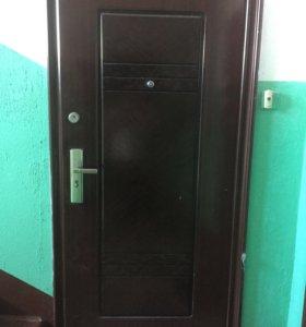 Дверь входная на 960