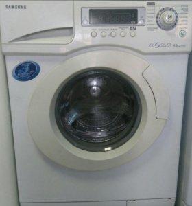 Отличная стиральная машина Samsung f1045a