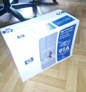 Картридж HP LaserJet 91A