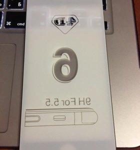 4d плёнка для iPhone 6s