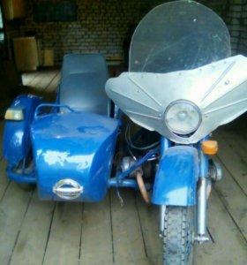 Мотоцикол урал