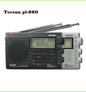 Радиоприемники Tecsun PL660 новые