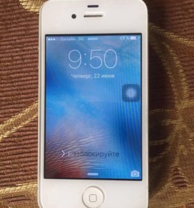 iPhone 4s 16 g