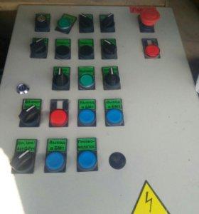Ящик с выключателями