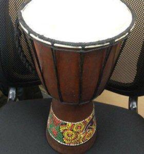 Барабан Бжембе