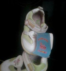 """Новые Туфельки """"Фламинго"""". Есть размеры"""