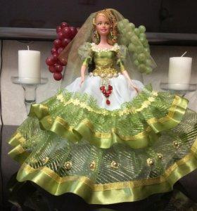 Кукла Барби,- невеста