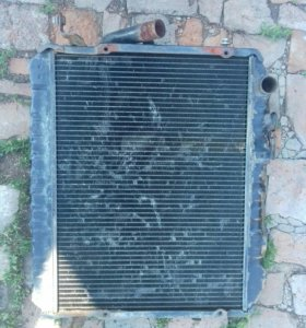 Основной радиатор
