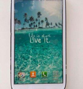 Samsung Galaxy S3 ( возможен торг)