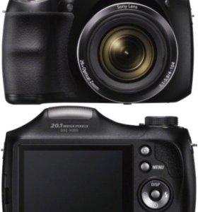 Фотоаппарат Sony cyber shot dsc h200