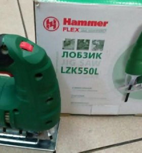 Лобзик hammer lzk 550 l