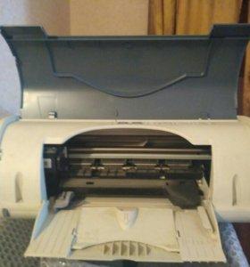 Принтер HP Deskjet 3745 струйный