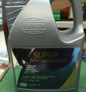 Масло моторное Pentosin Super Perfomance lll 5W30