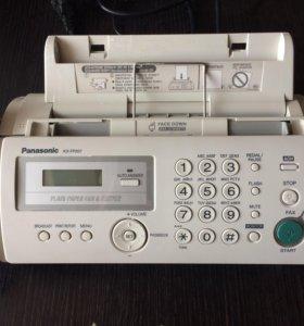 Телефон-факс Panasonic KX-FP207