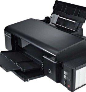 Принтер Epson L800 с СНРЧ