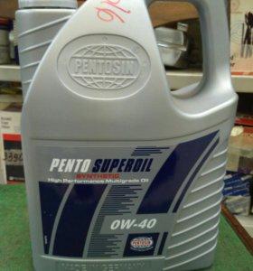 Масло моторное Pentosin Super SAE 0W40