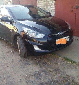 Hyundai Solaris 10.2011г.в. 1.4л