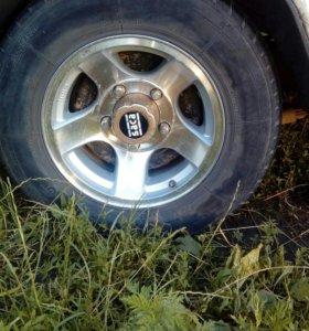 Колеса литье R14