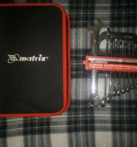 Наборы инструментов и гаечных ключей