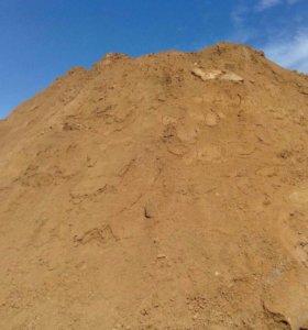 Доставка щебня,песка,земли и навоза