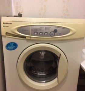 Стиральная машинка Samsung fuzzy s 821