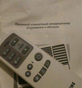 Оконный кондиционер Samsung 9
