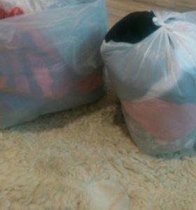 Пакет вещей (33 шт)