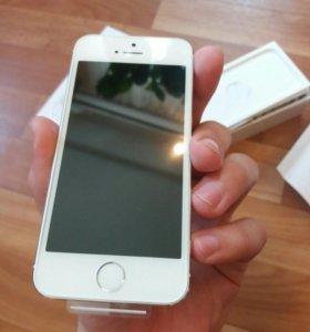 Iphone 5S 16GB Новый. Гарантия