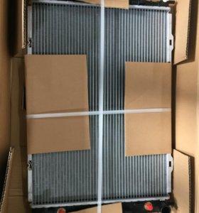 Радиатор охлаждения KIA SPORTAGE