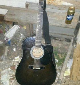 Электроакустическая гитара maxine