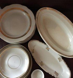 Тарелки, 22 предмета
