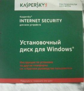 Установочный диск для Windows